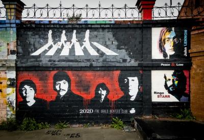 El origen de los Beatles